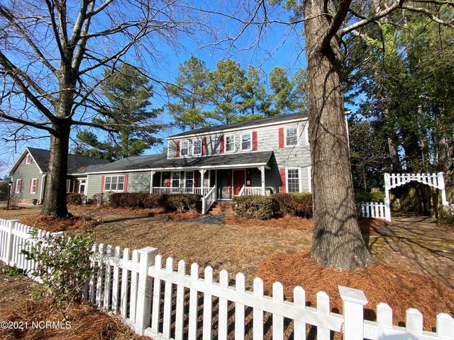 1904 Tryon Road, New Bern, NC 28560 (MLS #100252303) :: RE/MAX Elite Realty Group