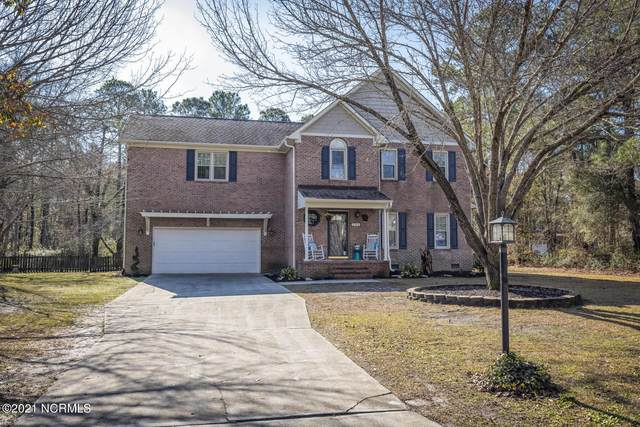 206 Shorepoint Drive, Wilmington, NC 28411 (MLS #100252304) :: Vance Young and Associates