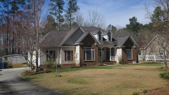 12520 Bob White Trail, Laurinburg, NC 28352 (MLS #100252305) :: The Cheek Team