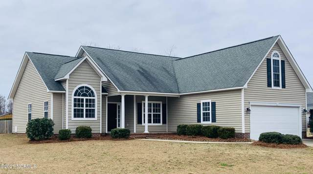 100 Pecan Ridge Drive, New Bern, NC 28562 (MLS #100252315) :: Stancill Realty Group