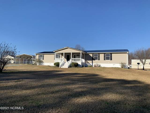 4765 Us 13 Hwy S, Mount Olive, NC 28365 (MLS #100252327) :: Stancill Realty Group