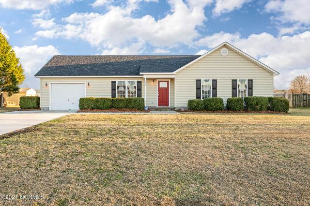 118 Annie Road, Richlands, NC 28574 (MLS #100252329) :: Berkshire Hathaway HomeServices Hometown, REALTORS®