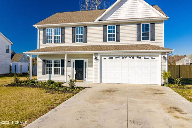 212 Hickory Shores Drive, Newport, NC 28570 (MLS #100252334) :: The Cheek Team