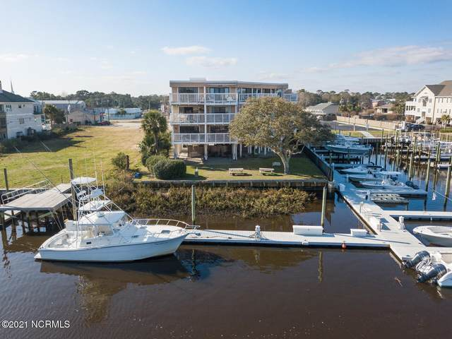 500 Saint Joseph Street #3206, Carolina Beach, NC 28428 (MLS #100252344) :: Vance Young and Associates