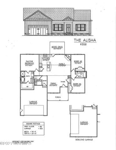 5338 Lloyd Road, Lucama, NC 27851 (MLS #100252371) :: CENTURY 21 Sweyer & Associates