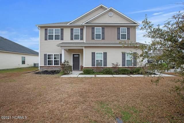 310 Merin Height Road, Jacksonville, NC 28546 (MLS #100252384) :: The Keith Beatty Team