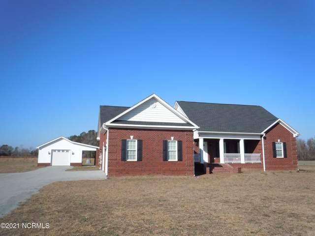 813 Sisters Road, Loris, SC 29569 (MLS #100252385) :: Vance Young and Associates