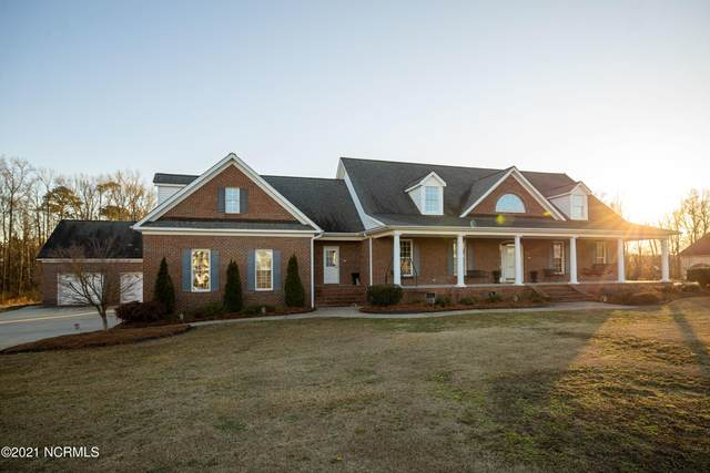1180 Stone Creek Drive, Greenville, NC 27858 (MLS #100252394) :: Vance Young and Associates