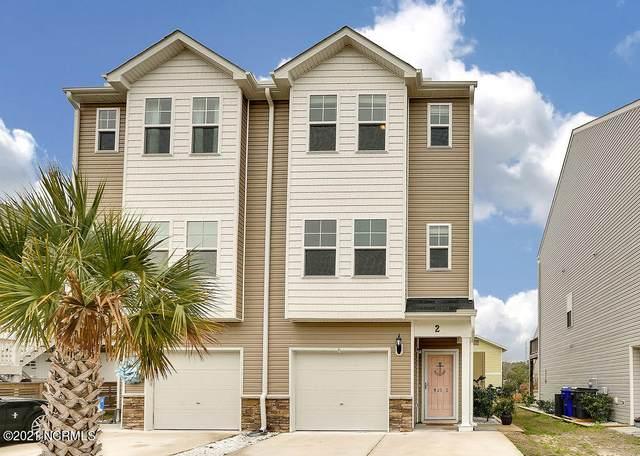 821 Kenneth Avenue Unit 2, Carolina Beach, NC 28428 (MLS #100252401) :: The Legacy Team