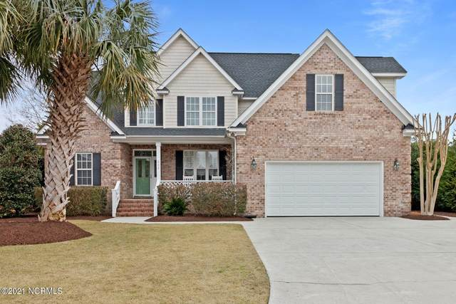 628 Caicos Court, Wilmington, NC 28405 (MLS #100252408) :: Vance Young and Associates