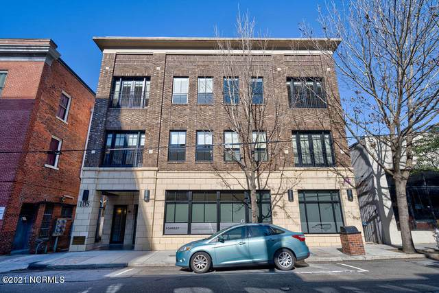105 Grace Street #201, Wilmington, NC 28401 (MLS #100252417) :: Stancill Realty Group
