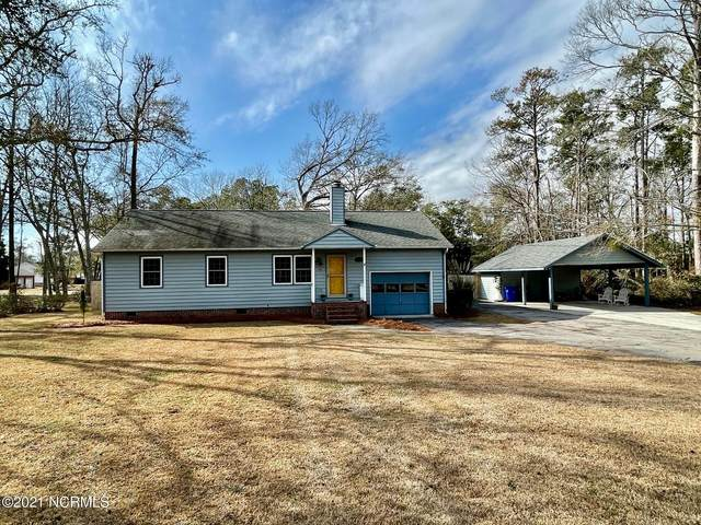 116 Yaupon Drive, Cape Carteret, NC 28584 (MLS #100252434) :: RE/MAX Elite Realty Group
