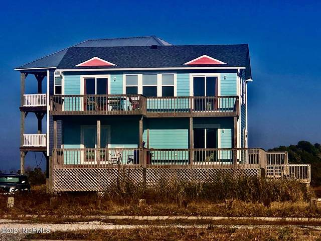 111 Summer Place Drive, North Topsail Beach, NC 28460 (MLS #100252437) :: The Legacy Team
