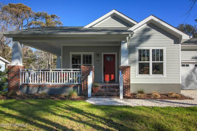 118 Yaupon Road, Pine Knoll Shores, NC 28512 (MLS #100252455) :: Courtney Carter Homes