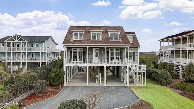 1316 Ocean Boulevard W, Holden Beach, NC 28462 (MLS #100252464) :: Carolina Elite Properties LHR