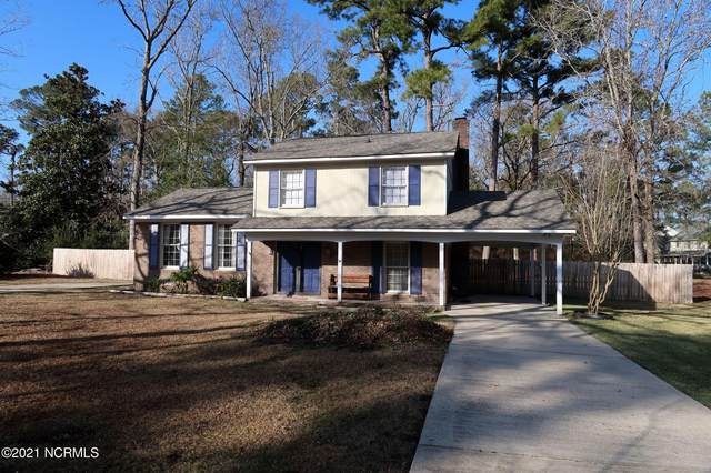 3506 Windsor Drive, Trent Woods, NC 28562 (MLS #100252468) :: RE/MAX Elite Realty Group