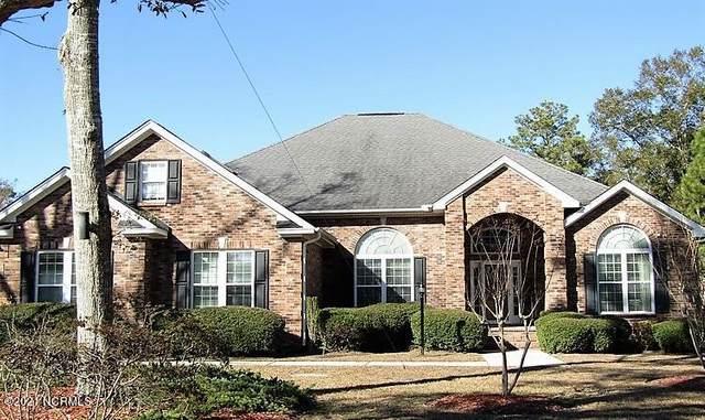 215 Shoreline Drive W, Sunset Beach, NC 28468 (MLS #100252473) :: Lynda Haraway Group Real Estate