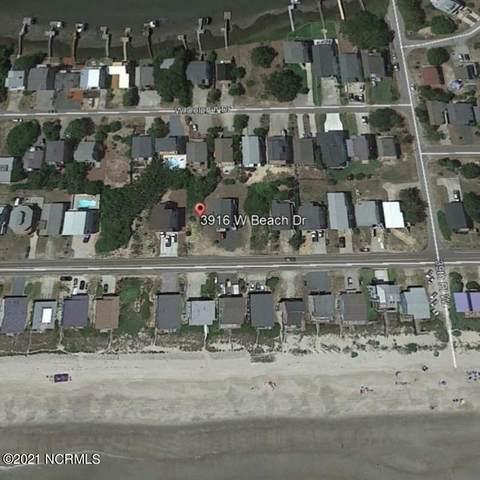 3916 W Beach Drive, Oak Island, NC 28465 (MLS #100252491) :: RE/MAX Essential