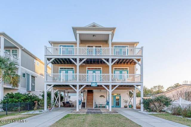 703 Ocean Boulevard, Carolina Beach, NC 28428 (MLS #100252492) :: Stancill Realty Group