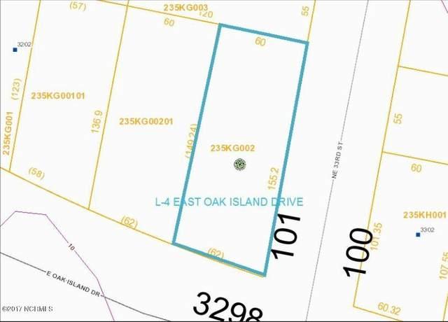3208 E Oak Island Drive, Oak Island, NC 28465 (MLS #100252493) :: RE/MAX Essential