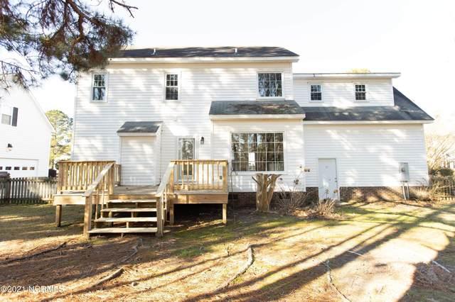 3609 E Baywood Lane Lane, Greenville, NC 27834 (MLS #100252495) :: Lynda Haraway Group Real Estate
