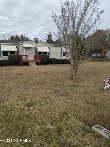 102 Seashore Drive, Swansboro, NC 28584 (MLS #100252497) :: Berkshire Hathaway HomeServices Hometown, REALTORS®