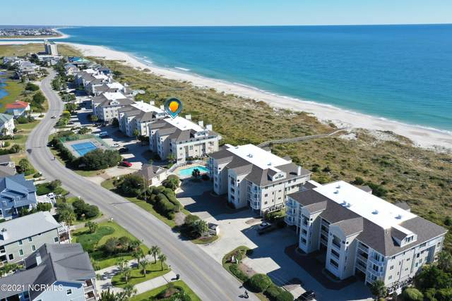 2504 N Lumina Avenue 3-A, Wrightsville Beach, NC 28480 (MLS #100252499) :: Donna & Team New Bern