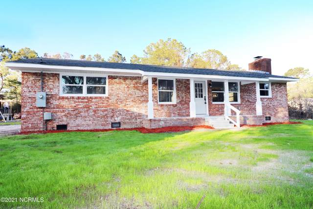284 Bogue Loop Road, Newport, NC 28570 (MLS #100252515) :: The Cheek Team