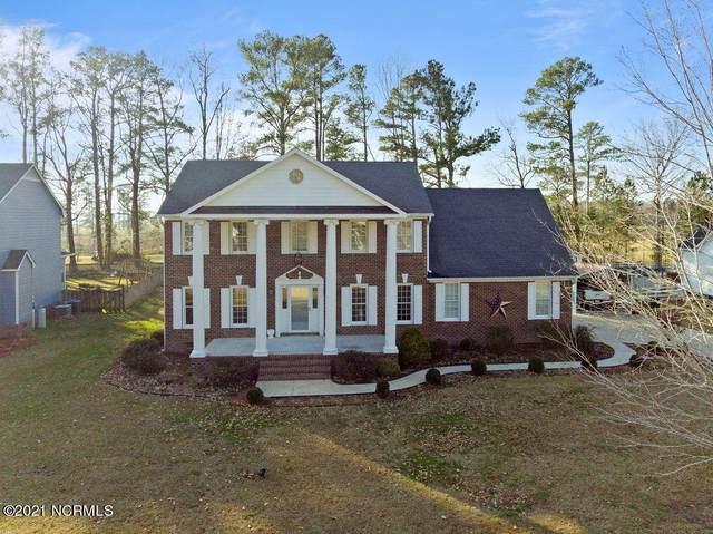 647 Par Drive, Jacksonville, NC 28540 (MLS #100252520) :: David Cummings Real Estate Team