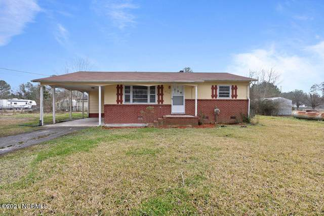 316 Cougar Lane, Jacksonville, NC 28546 (MLS #100252521) :: Castro Real Estate Team