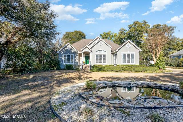 519 Twisted Oak Lane, Sunset Beach, NC 28468 (MLS #100252524) :: The Tingen Team- Berkshire Hathaway HomeServices Prime Properties