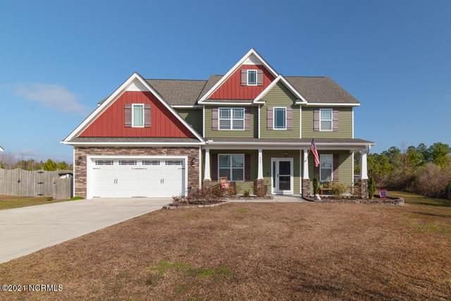 402 Canoe Lane, Swansboro, NC 28584 (MLS #100252530) :: Stancill Realty Group
