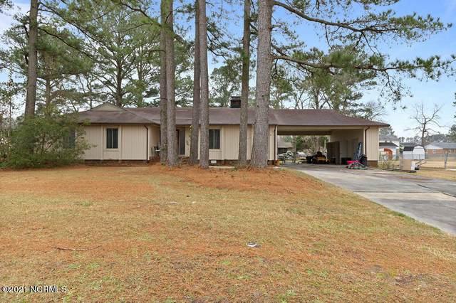206 Cambridge Court, Jacksonville, NC 28546 (MLS #100252533) :: Castro Real Estate Team