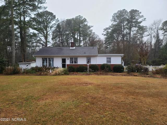2942 Wallace Family Road, Kinston, NC 28501 (MLS #100252534) :: The Legacy Team