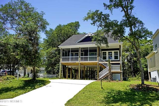 142 NE 30th Street, Oak Island, NC 28465 (MLS #100252539) :: RE/MAX Essential