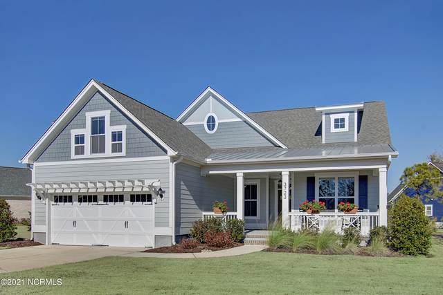 3723 Wingfoot Drive, Southport, NC 28461 (MLS #100252540) :: The Legacy Team