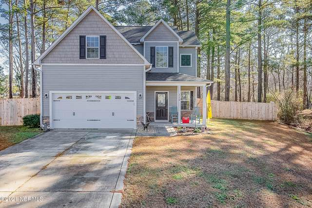 110 Briscoe Drive, Richlands, NC 28574 (MLS #100252552) :: Great Moves Realty