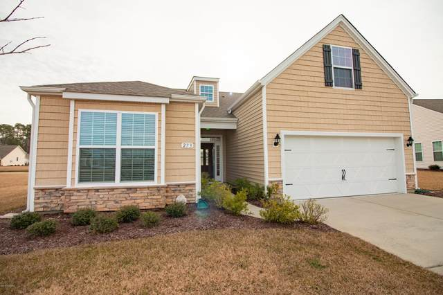 273 Cable Lake Circle, Carolina Shores, NC 28467 (MLS #100252559) :: The Tingen Team- Berkshire Hathaway HomeServices Prime Properties