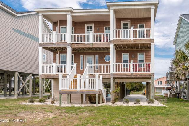 3318 W Beach Drive, Oak Island, NC 28465 (MLS #100252560) :: Castro Real Estate Team