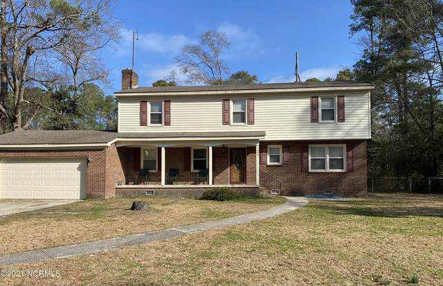 1202 Charles Drive, Laurinburg, NC 28352 (MLS #100252566) :: The Cheek Team