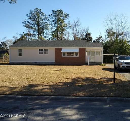 604 Seminole Trail, Jacksonville, NC 28540 (MLS #100252570) :: Carolina Elite Properties LHR