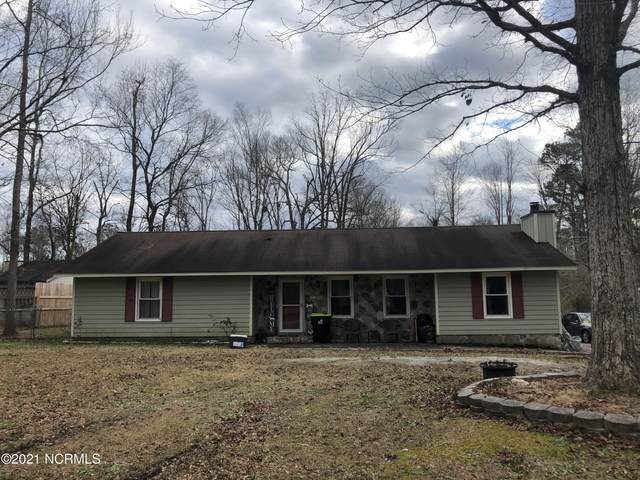 803 Mill River Road, Jacksonville, NC 28540 (MLS #100252579) :: Stancill Realty Group