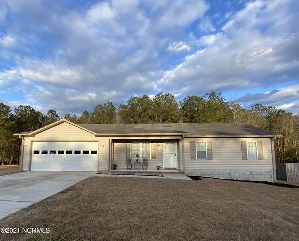 116 Grismill Road, Jacksonville, NC 28540 (MLS #100252581) :: Carolina Elite Properties LHR
