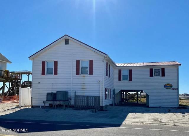 3225 E Beach Drive, Oak Island, NC 28465 (MLS #100252582) :: The Oceanaire Realty