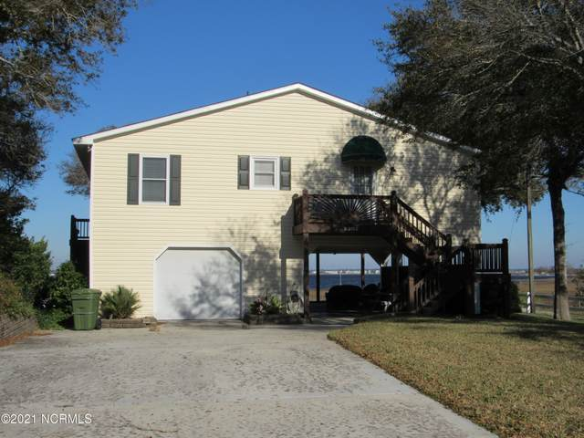 5202 Bogue Sound Drive, Emerald Isle, NC 28594 (MLS #100252586) :: The Legacy Team