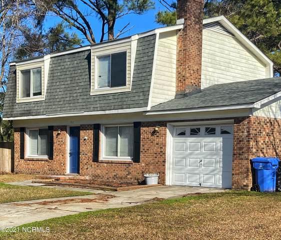 132 Greenbriar Court, Jacksonville, NC 28546 (MLS #100252592) :: Lynda Haraway Group Real Estate