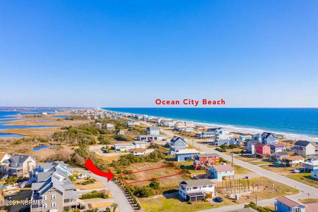 807-98.1 Old Village Lane, North Topsail Beach, NC 28460 (MLS #100252594) :: The Legacy Team