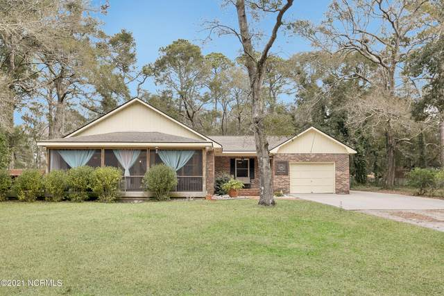 210 Park Avenue Ext, Southport, NC 28461 (MLS #100252620) :: RE/MAX Essential