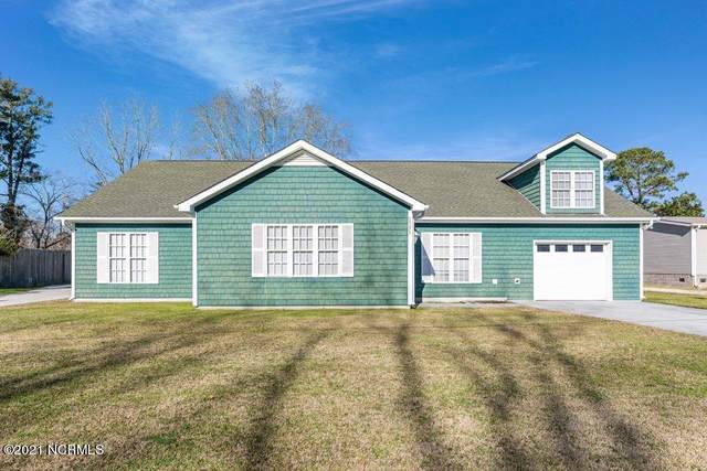 1586 Old Fayetteville Road, Leland, NC 28451 (MLS #100252626) :: The Legacy Team
