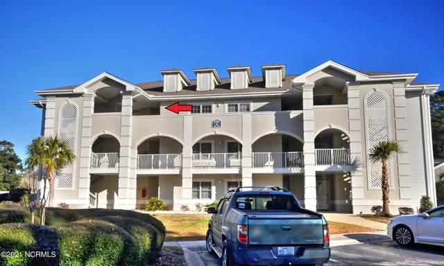 908 Resort Circle Unit 210, Sunset Beach, NC 28468 (MLS #100252647) :: Liz Freeman Team
